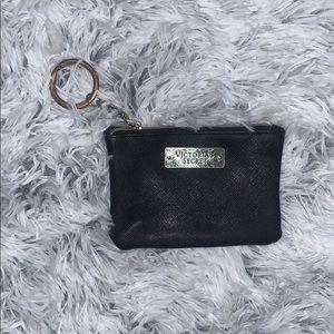 Victoria's Secret Keychain wallet